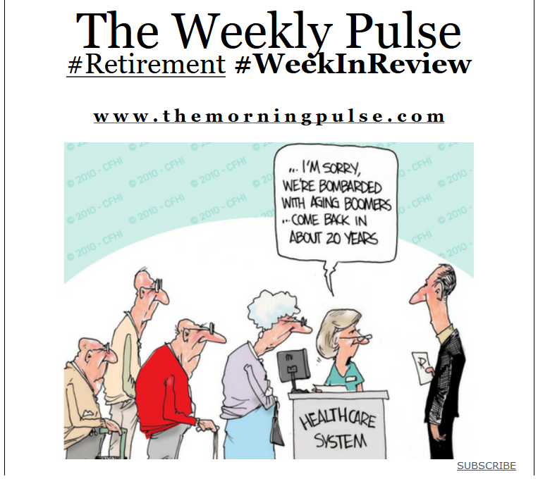 The Weekly Pulse – July 21, 2018
