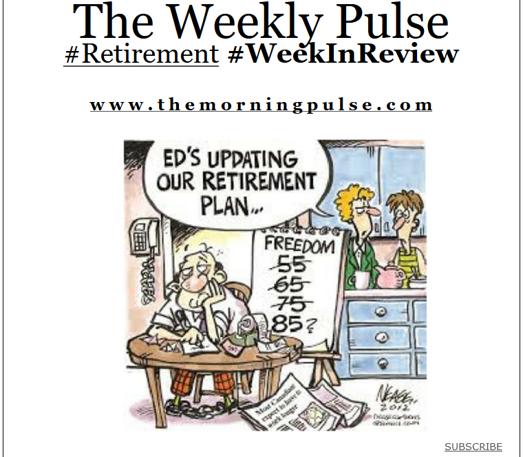 The Weekly Pulse – July 28, 2018