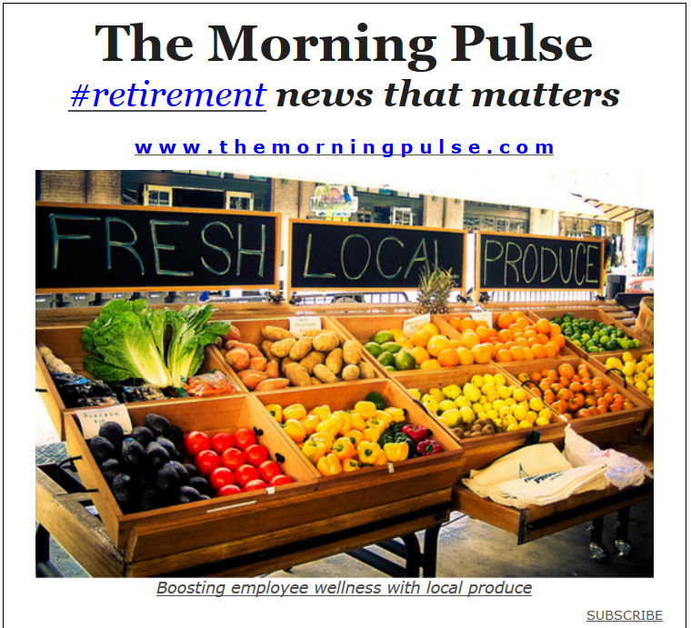 The Morning Pulse – July 31, 2018