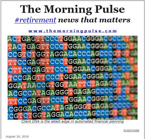 The Morning Pulse – August 20, 2018