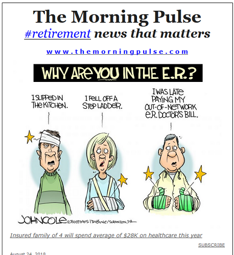 The Morning Pulse – August 24, 2018