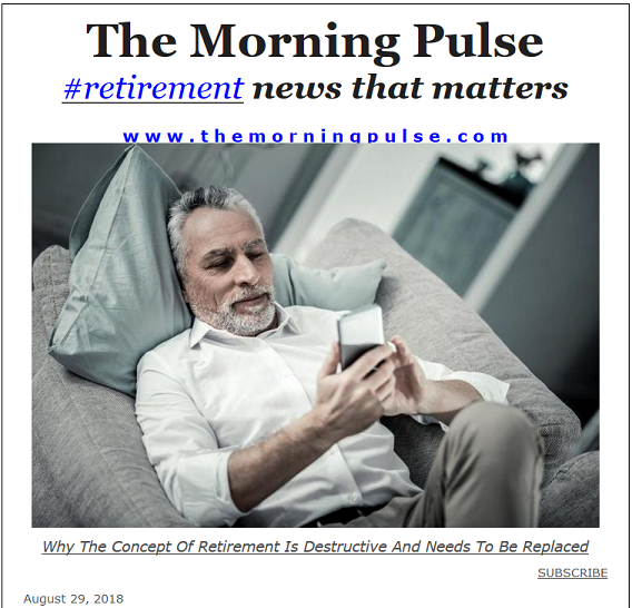 The Morning Pulse – August 29, 2018