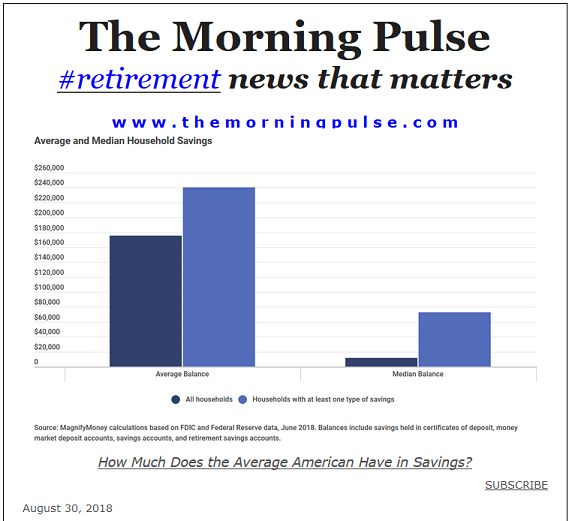 The Morning Pulse – August 30, 2018