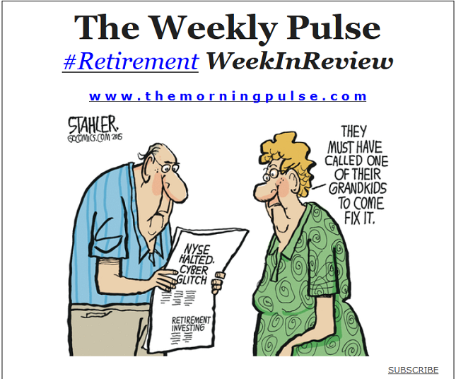 The Weekly Pulse – August 11, 2018
