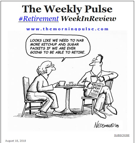 The Weekly Pulse – August 18, 2018