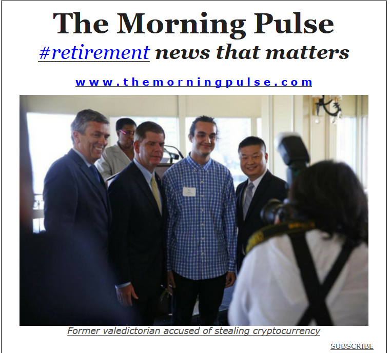 The Morning Pulse – August 3, 2018