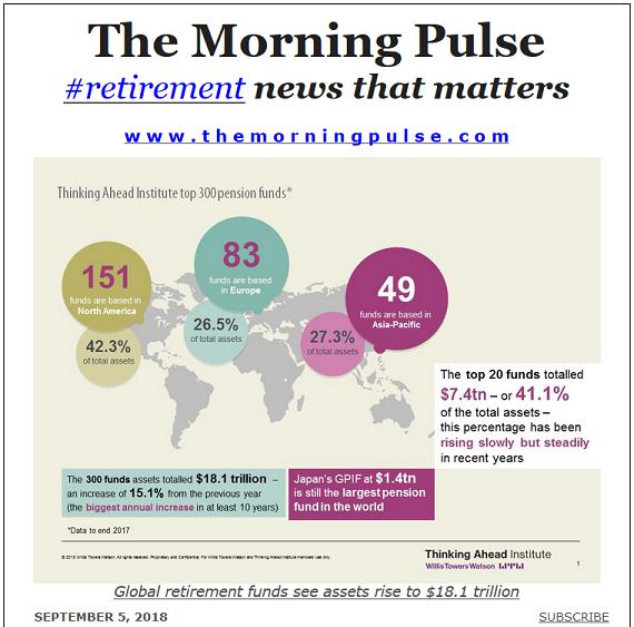 The Morning Pulse – September 5, 2018