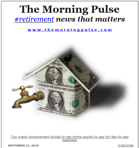 The Morning Pulse – September 21, 2018