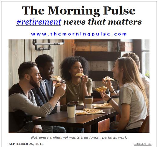 The Morning Pulse – September 25, 2018