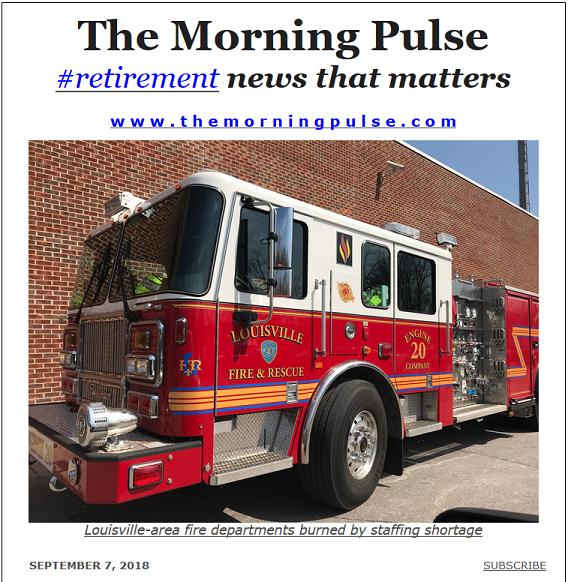 The Morning Pulse – September 7, 2018
