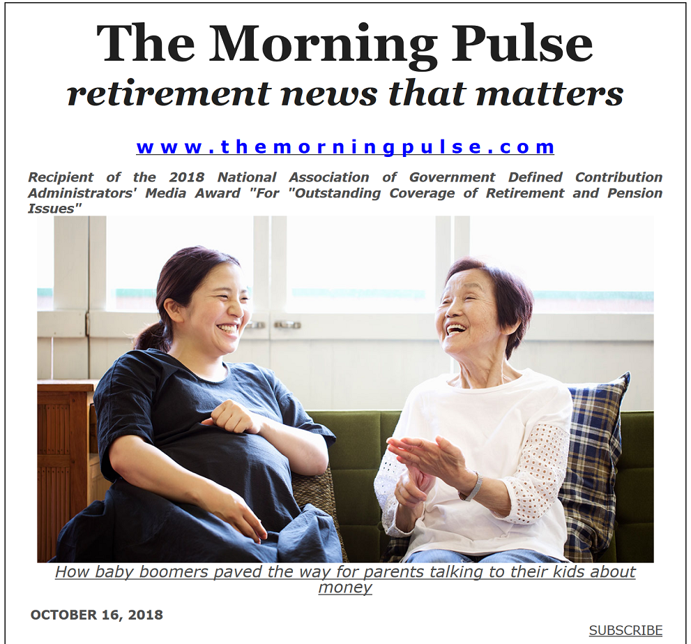 The Morning Pulse – October 16, 2018