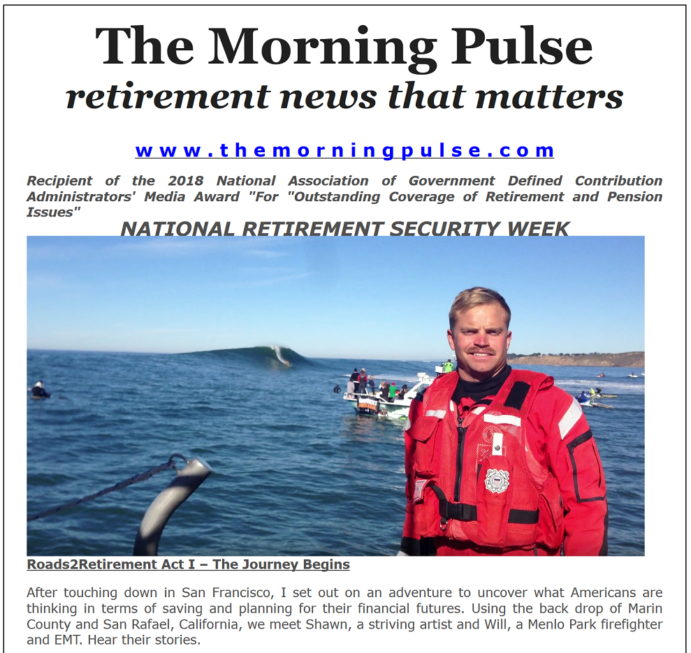 The Morning Pulse – October 22, 2018