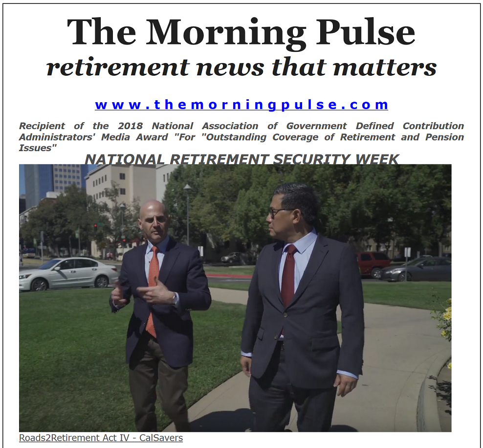 The Morning Pulse – October 25, 2018