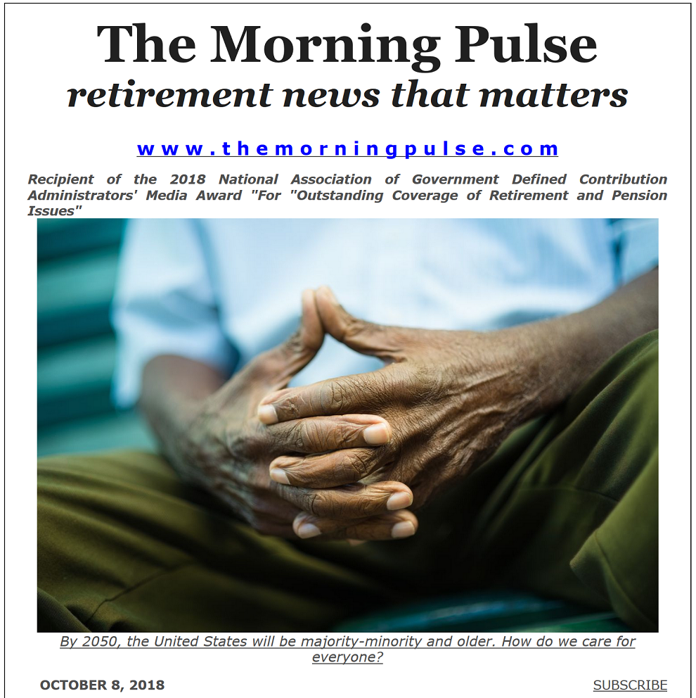 The Morning Pulse – October 8, 2018