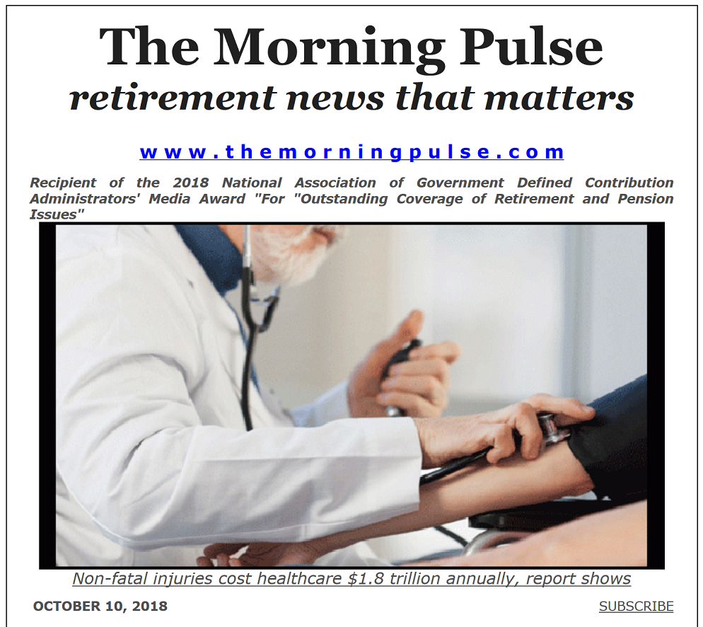 The Morning Pulse – October 10, 2018