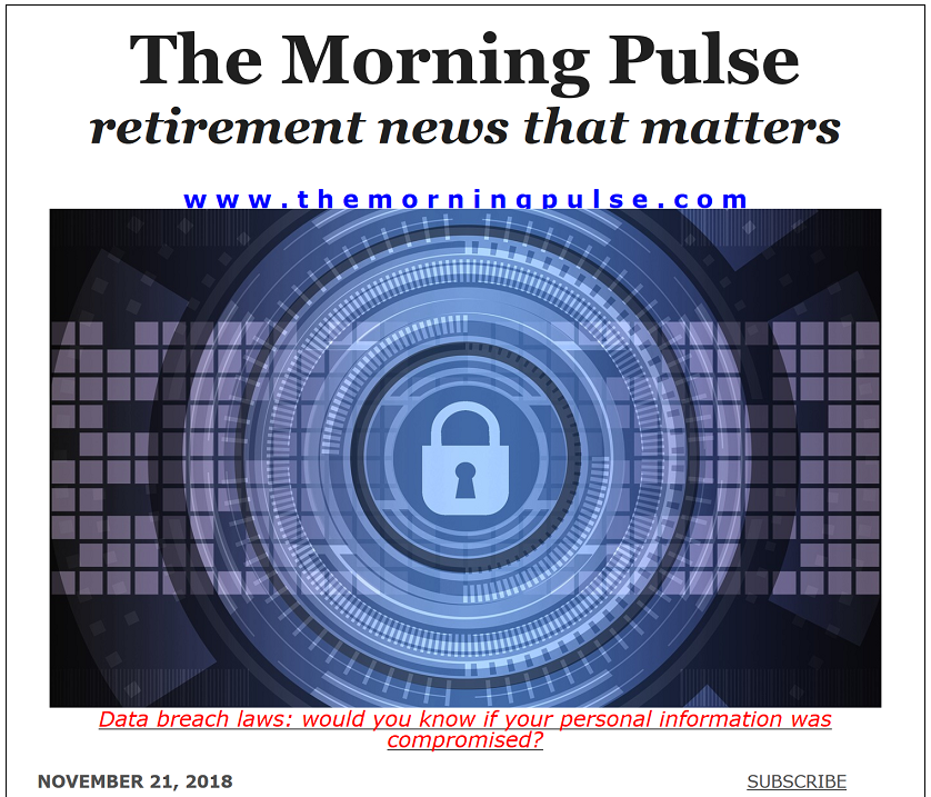 The Morning Pulse – November 21, 2018