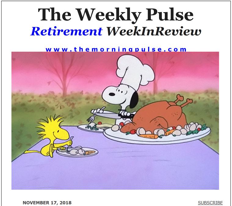 The Weekly Pulse – November 24, 2018