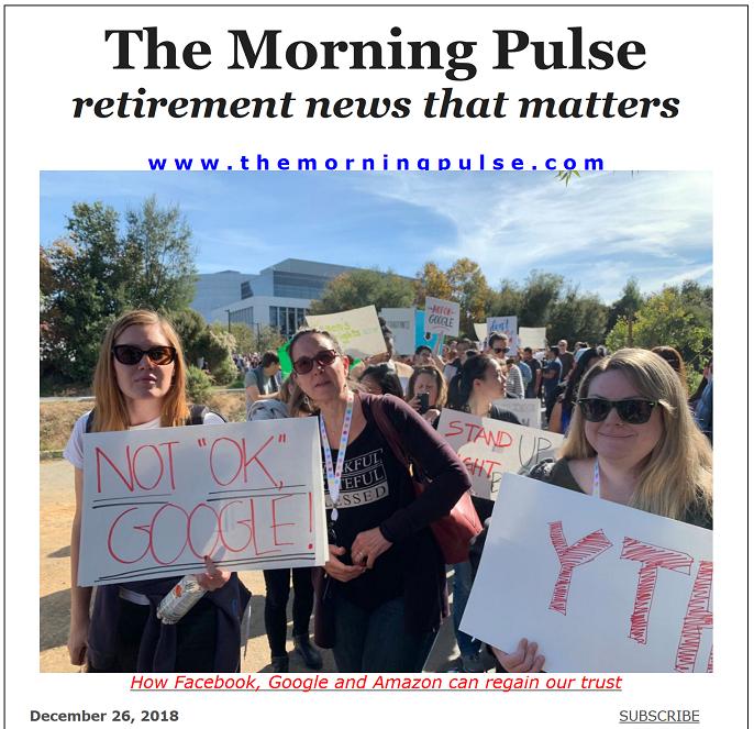 The Morning Pulse – December 26, 2018