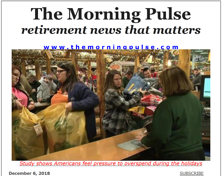 The Morning Pulse – December 6, 2018
