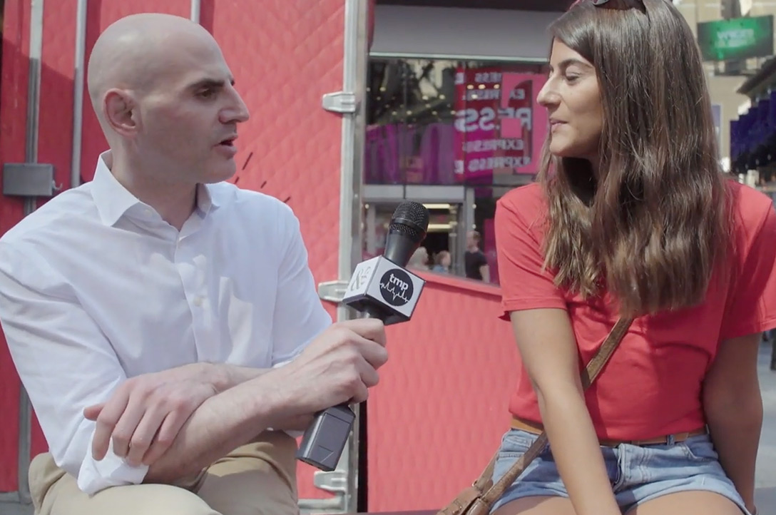 Times Square Interviews on Financial Planning and Retirement