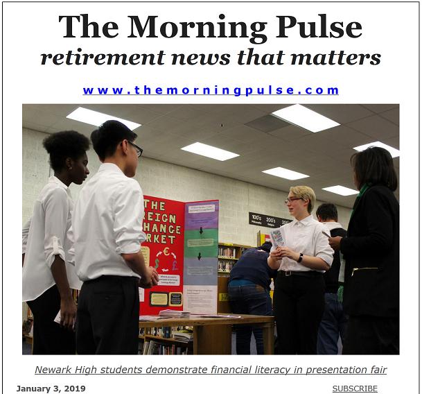 The Morning Pulse – January 3, 2019