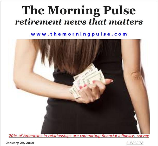 The Morning Pulse – January 29, 2019