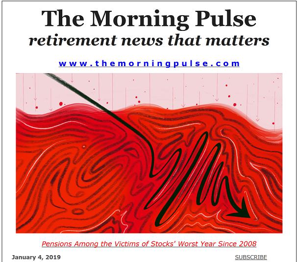 The Weekly Pulse – January 5, 2019