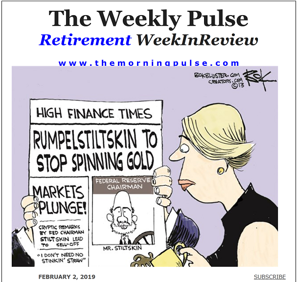 The Weekly Pulse – February 2, 2019