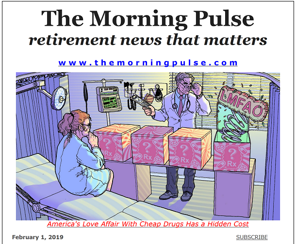 The Morning Pulse – February 1, 2019