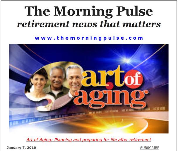 The Morning Pulse – January 7, 2019