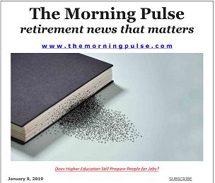 The Morning Pulse – January 9, 2019