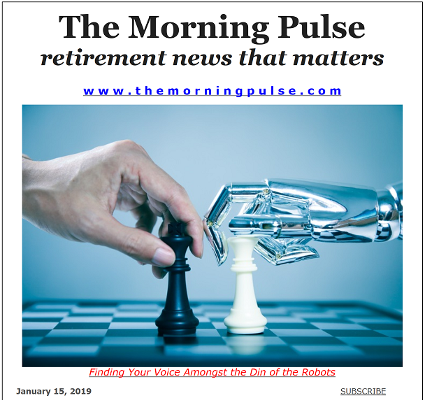 The Morning Pulse – January 15, 2019