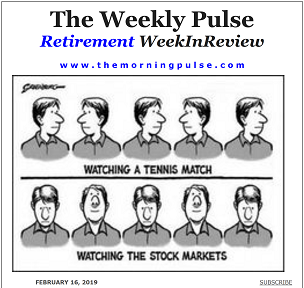 The Weekly Pulse – February 16, 2019
