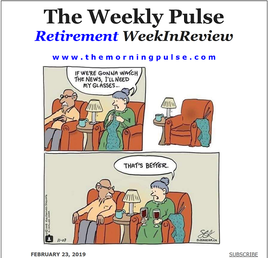The Weekly Pulse – February 23, 2019