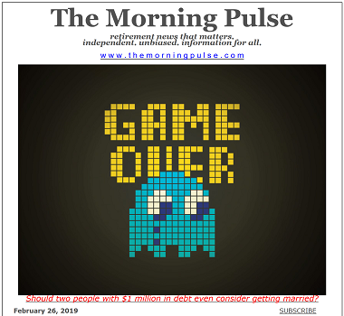 The Morning Pulse – February 26, 2019