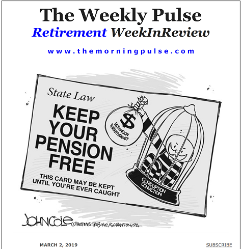 The Weekly Pulse – March 2, 2019