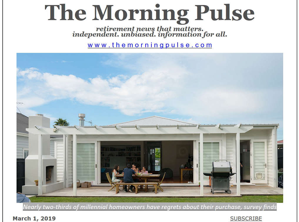 The Morning Pulse – March 1, 2019