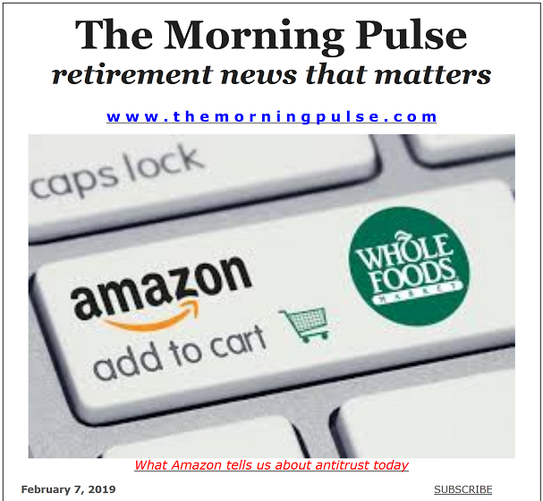The Morning Pulse – February 7, 2019