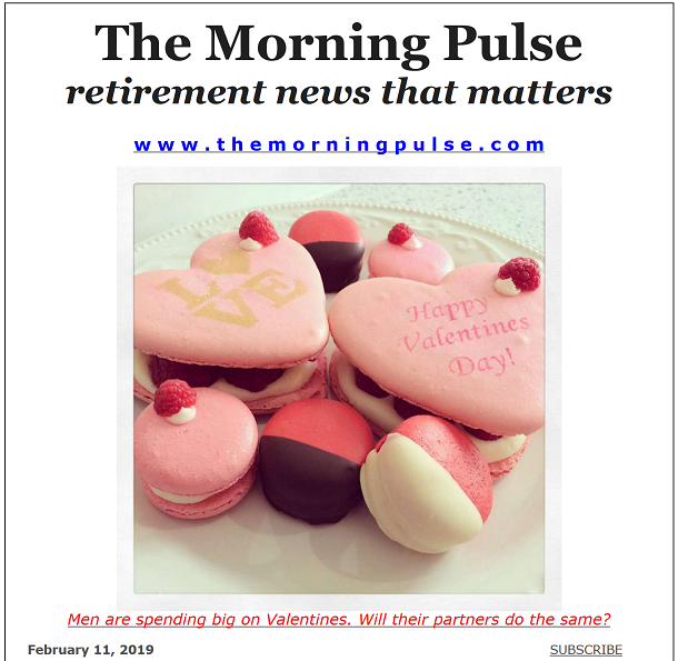 The Morning Pulse – February 11, 2019