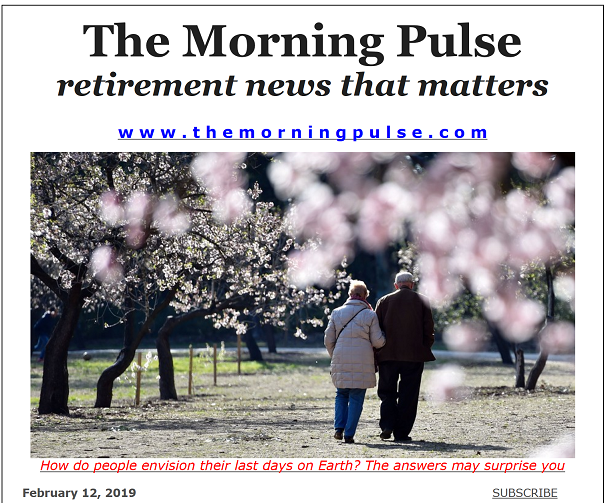 The Morning Pulse – February 12, 2019