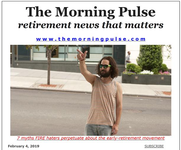 The Morning Pulse – February 4, 2019