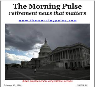 The Morning Pulse – February 15, 2019