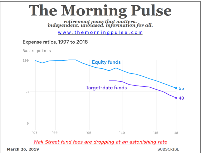The Morning Pulse – March 26, 2019