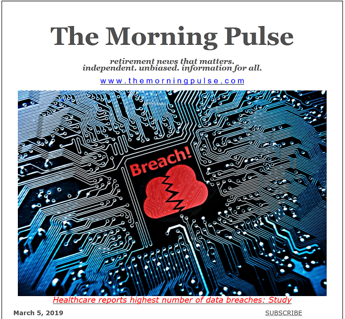 The Morning Pulse – March 5, 2019