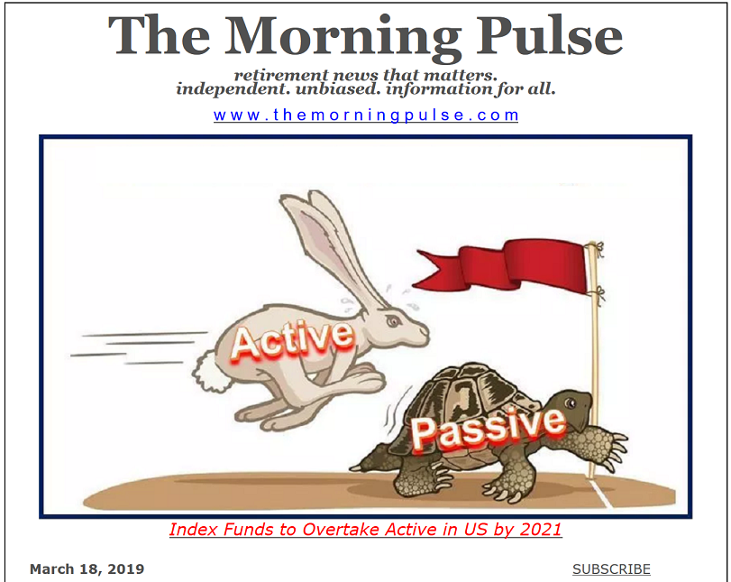 The Morning Pulse – March 18, 2019