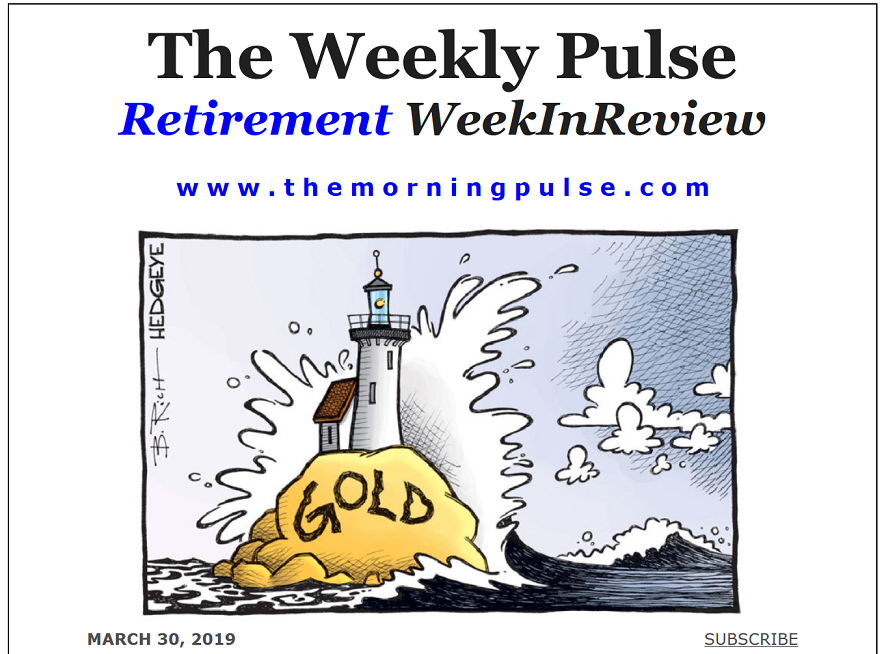 The Weekly Pulse – March 30, 2019
