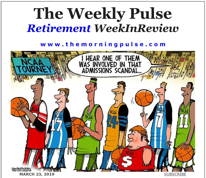 The Weekly Pulse – March 23, 2019