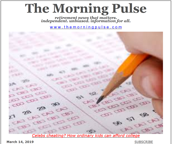 The Morning Pulse – March 14, 2019
