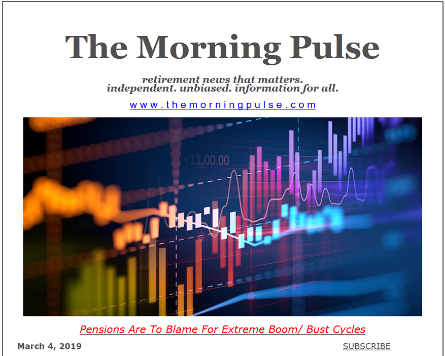 The Morning Pulse – March 4, 2019