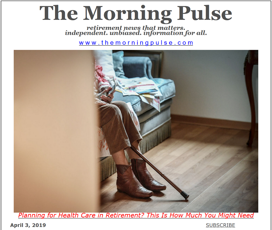 The Morning Pulse – April 3, 2019